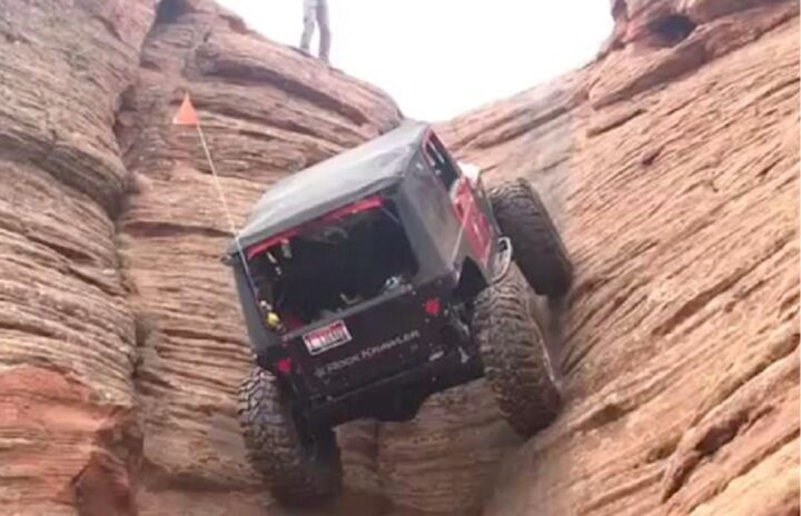 , How Fast Does A Rock Crawler Go?, 4x4 Crawlers