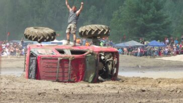 , Is Mud Bogging Dangerous? Can I Do It Safely?, 4x4 Crawlers