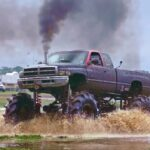 , The History Of Mud Bogging, 4x4 Crawlers