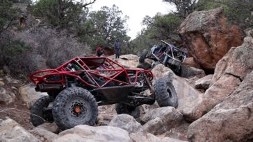 , What Is The Difference Between A Rock Crawler And A Rock Bouncer?, 4x4 Crawlers